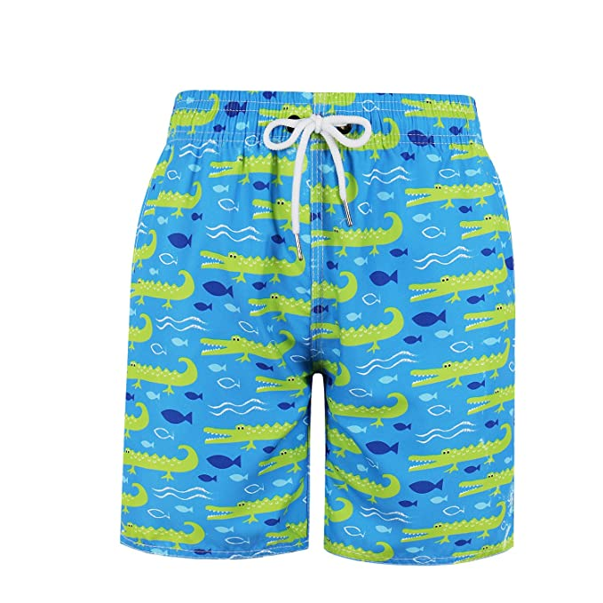 d14183054f Amazon.com: Milankerr Big Boys' Swim Trunks Size 6-20: Clothing