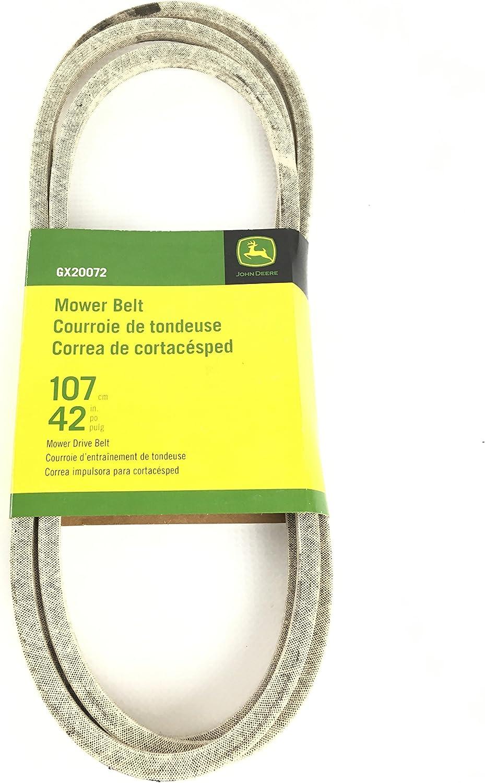 GX20072 John Deere Deck Belt for 42