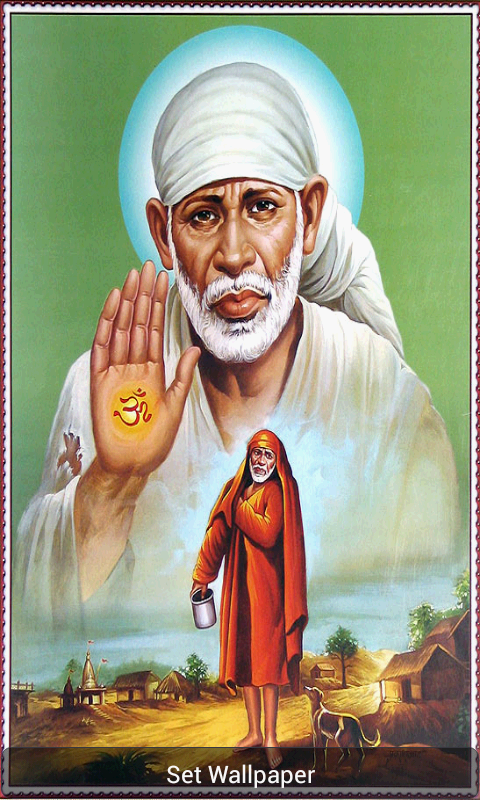 Amazon Sai Baba HD Wallpaper Appstore For Android