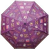 Cheeky Chunk Purple Umbrella