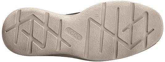Black Zapatos 43 Aurora Para Ecco Hombre Derby Cordones De Negro A8xxHw4nq