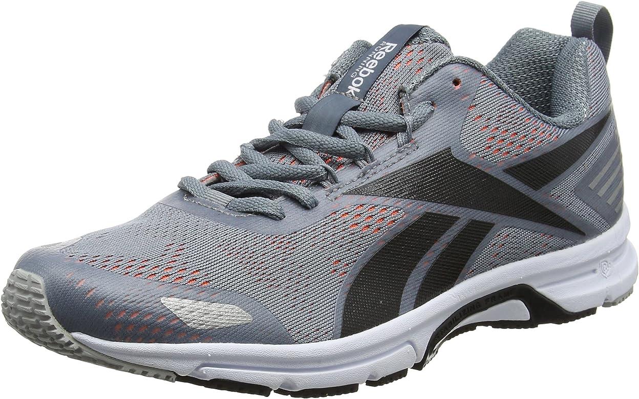 Reebok BD2236, Zapatillas de Trail Running para Hombre, Gris (Asteroid Dust/Black/Wild Orange), 48.5 EU: Amazon.es: Zapatos y complementos