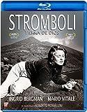 Stromboli, Tierra de Dios BD [Blu-ray]