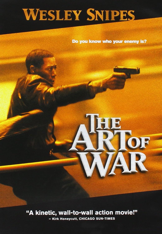 The Art Of War [Edizione: Stati Uniti] [Italia] [DVD]: Amazon ...