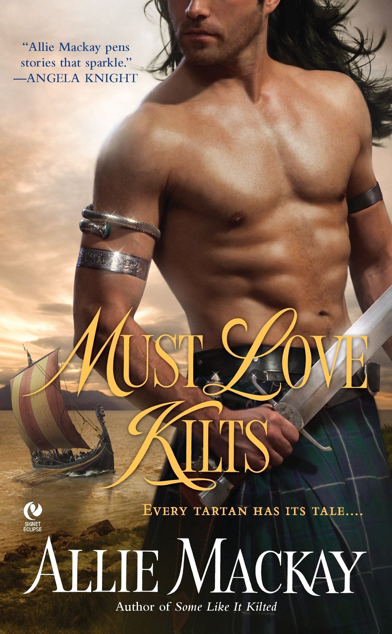 Must Love Kilts (Signet Eclipse) ebook