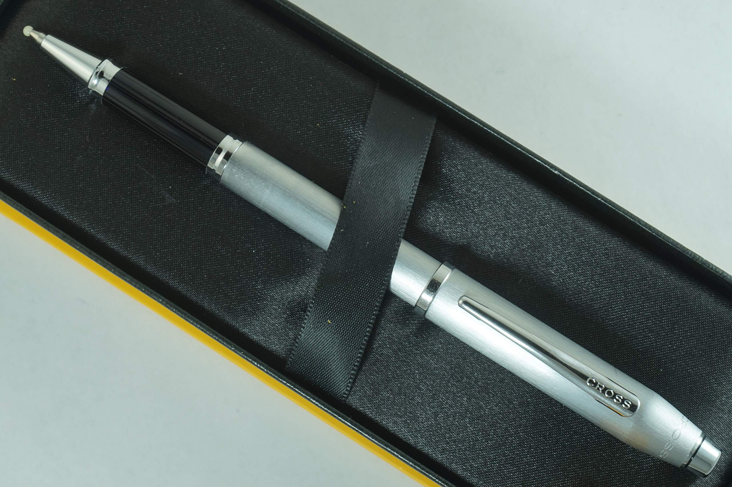 Cross Century II Limited Series, Brushed Barrel selectip Gel Ink Rollerball Pen by A.T. Cross (Image #5)
