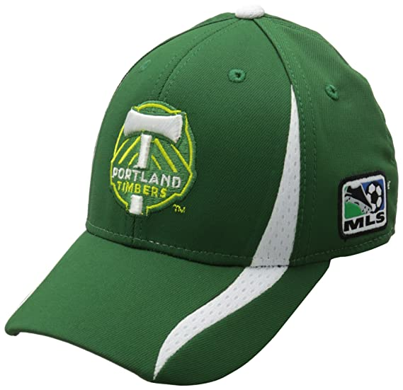 c9786346f33 Amazon.com   MLS Portland Timbers Authentic Player Hat Men s ...