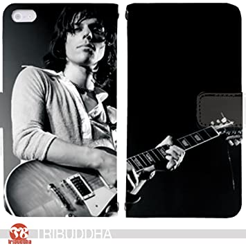 8311eafe81 The Greatest Guitarists 手帳型 iPhoneSE (iPhone SE) iphoneSE(G006002_05) 専用 ギター