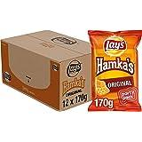 Lay's Hamka's Original Chips, Doos 12 stuks x 170 g