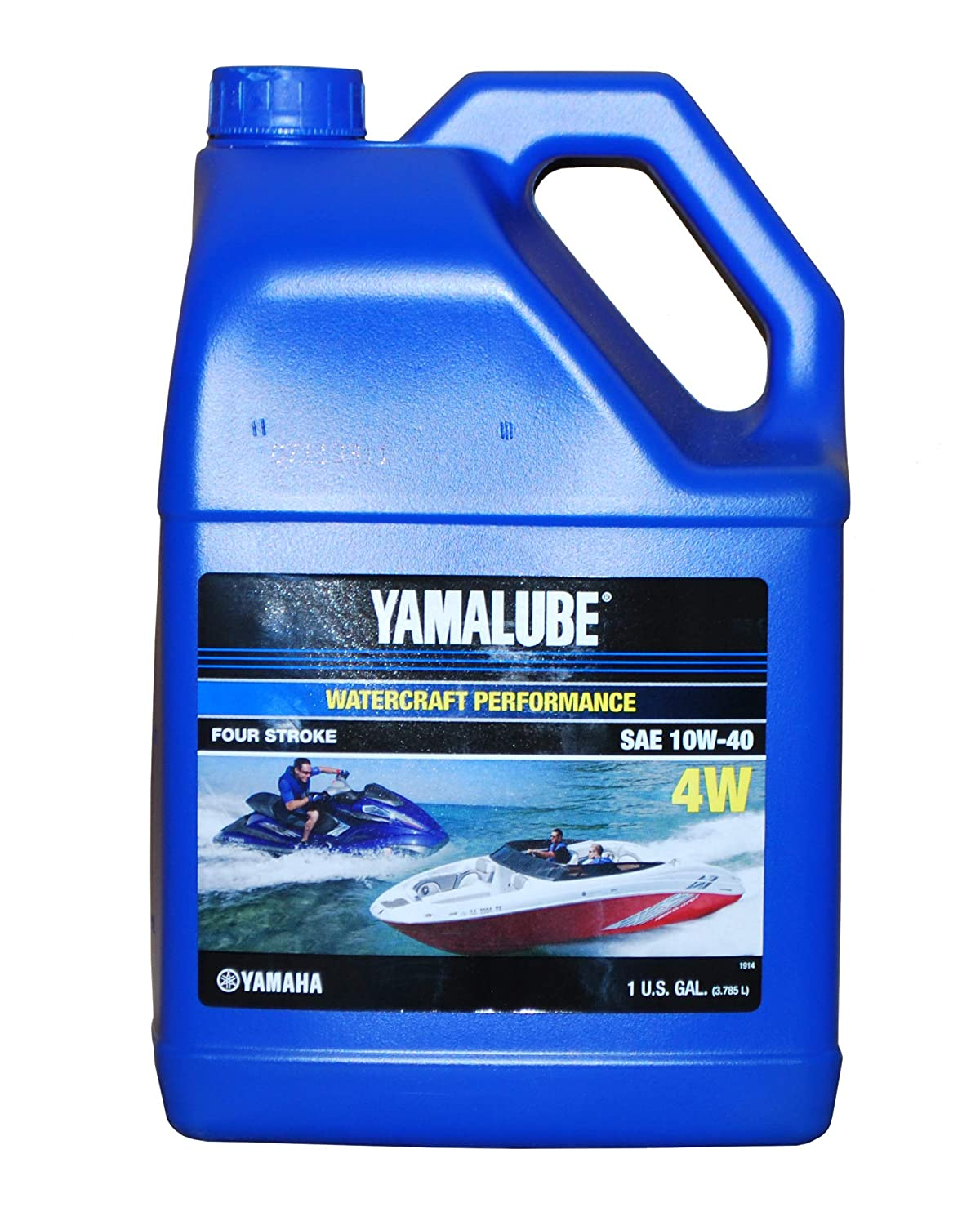 Oil change kit for Yamaha 4 Stroke Waverunners - 1000cc, 1100cc and 1050cc  Yamaha EX/VX TR-1 Engine