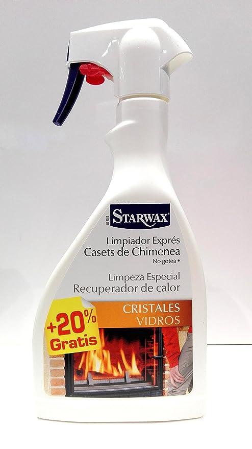 STARWAX LIMPIADOR CASETS DE CHIMENEA 600ML.