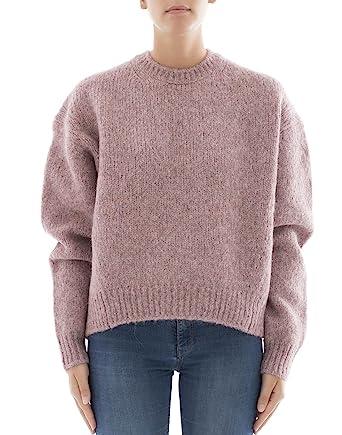 06741863a93 ACNE STUDIOS - Pull - Femme rose Rosa - rose -  Amazon.fr  Vêtements ...