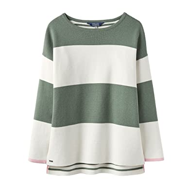 10 Joules Stripe Reg Laurel Womens Milano Sweater Knitted Uma FK1clu5TJ3
