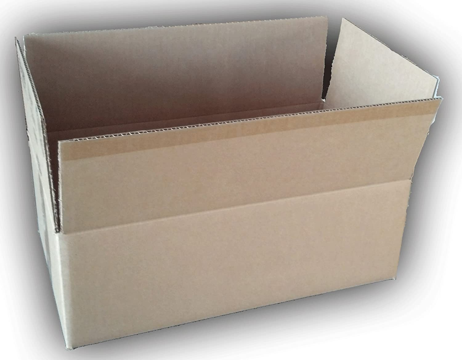 Amazon.com : International Paper Corrugate Shipping Boxes, 16.69 X 10.13 X  5.5, Brown, 24 Pack : Box Mailers : Office Products