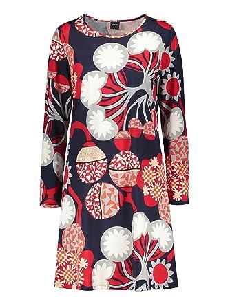 Nanso Talvilintu Nachtkleid, Länge 95cm Damen: Amazon.de: Bekleidung