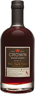 product image for Crown Maple Syrup Very Dark, 750 ml