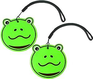Sweepstakes: Nido Nest Kids Luggage Name Tags for Children - ID Bag Tag...