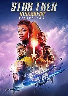 Book Cover: Star Trek: Discovery Season 2