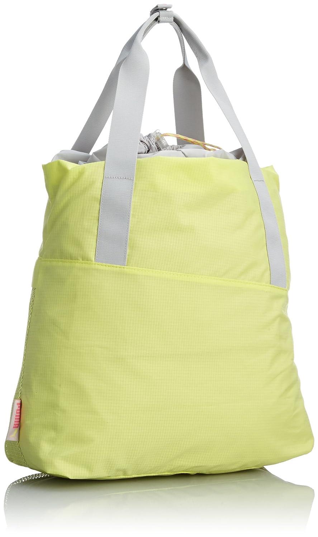 4f853d67d3802 Puma Gym Shopper - Bolsa de deporte para mujer amarillo Sunny Lime-Glacier  Gray-Fluo Pink Talla 37 x 39 x 13 cm  Amazon.es  Deportes y aire libre