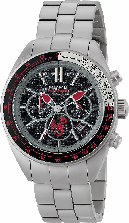 Breil Reloj Cronógrafo para Hombre de Cuarzo con Correa en Acero Inoxidable TW1692