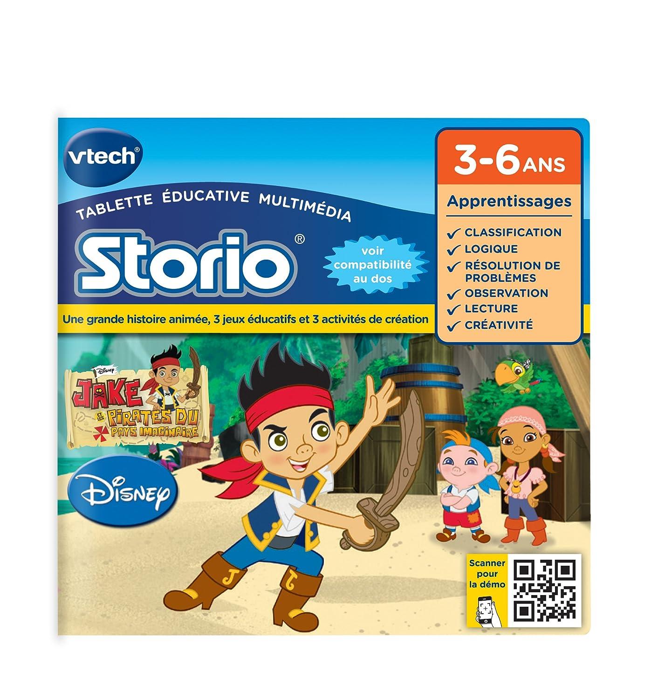 Vtech - - 231605 - Storio 2 et Vtech générations suivantes les - Jeu éducatif - Jake et les Pirates B009V9DL7A, モンストラ-ダ:80049eec --- 2chmatome2.site