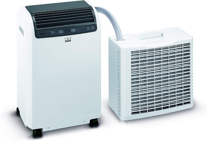 Blanco 1.37W eficiencia energ/ética: B Climatizador local REMKO RKL 495 DC
