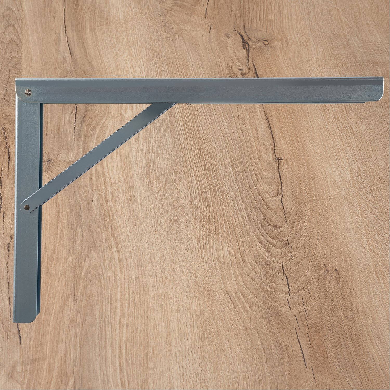300 x 200 x 30 mm MADE IN GERMANY Klapptisch-Konsole f/ür die Wand-Montage Schwerlast-Konsole Klappkonsole EDELSTAHL Tisch /& Sitzbank Klapptr/äger klappbar PROFI LINE 1 St/ück Tragkraft 180 kg