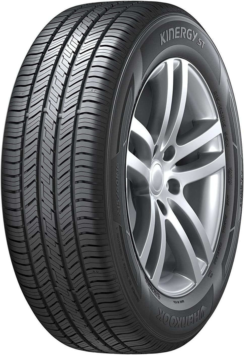 Hankook H735 KINERGY ST Touring Radial Tire-215//65R17 99T