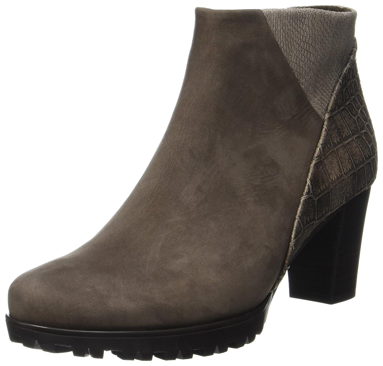 Gabor Shoes Comfort Sport, Botas para Mujer41 EU|Marrón (39 Fango Micro)