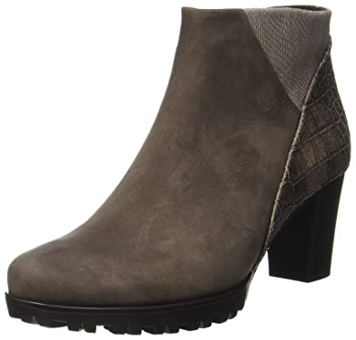 Gabor Shoes Gabor Basic, Bottes Femme, (18 Brown), 38.5 EU