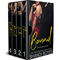 Bound: The Complete Collection: Books 1 to 4