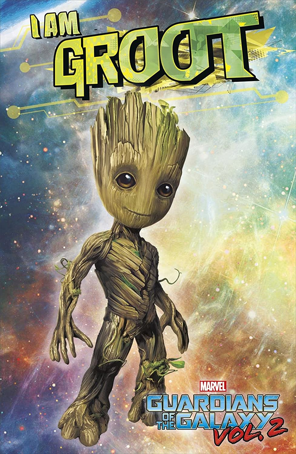 Guardians of the galaxy vol. 2 I Am Groot Carte d ...