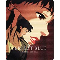 Perfect Blue - Limited Edition Steelbook Blu-ray + DVD