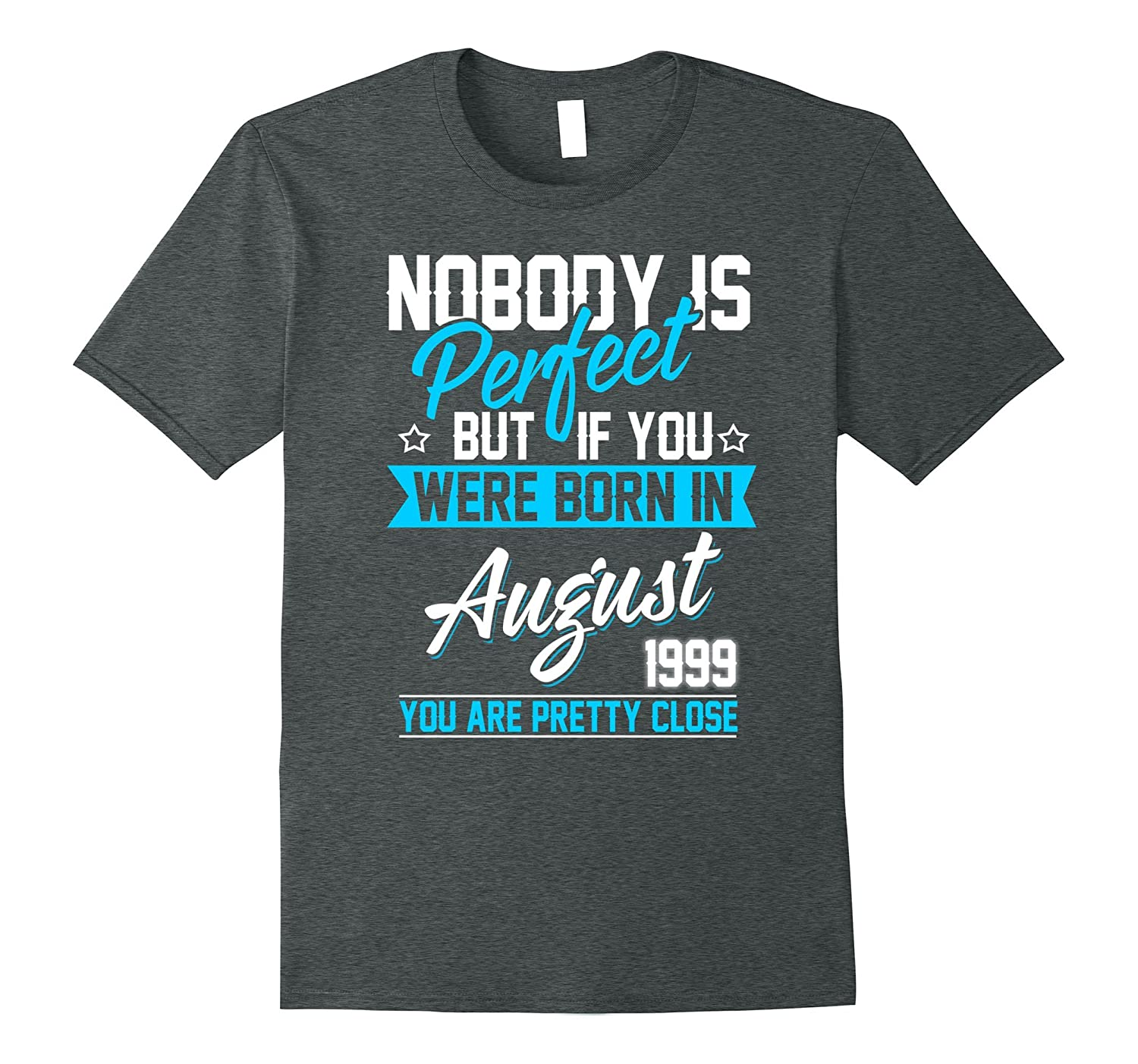 Vintage Born In August 1999 18th Birthday 18 Years Old-Art