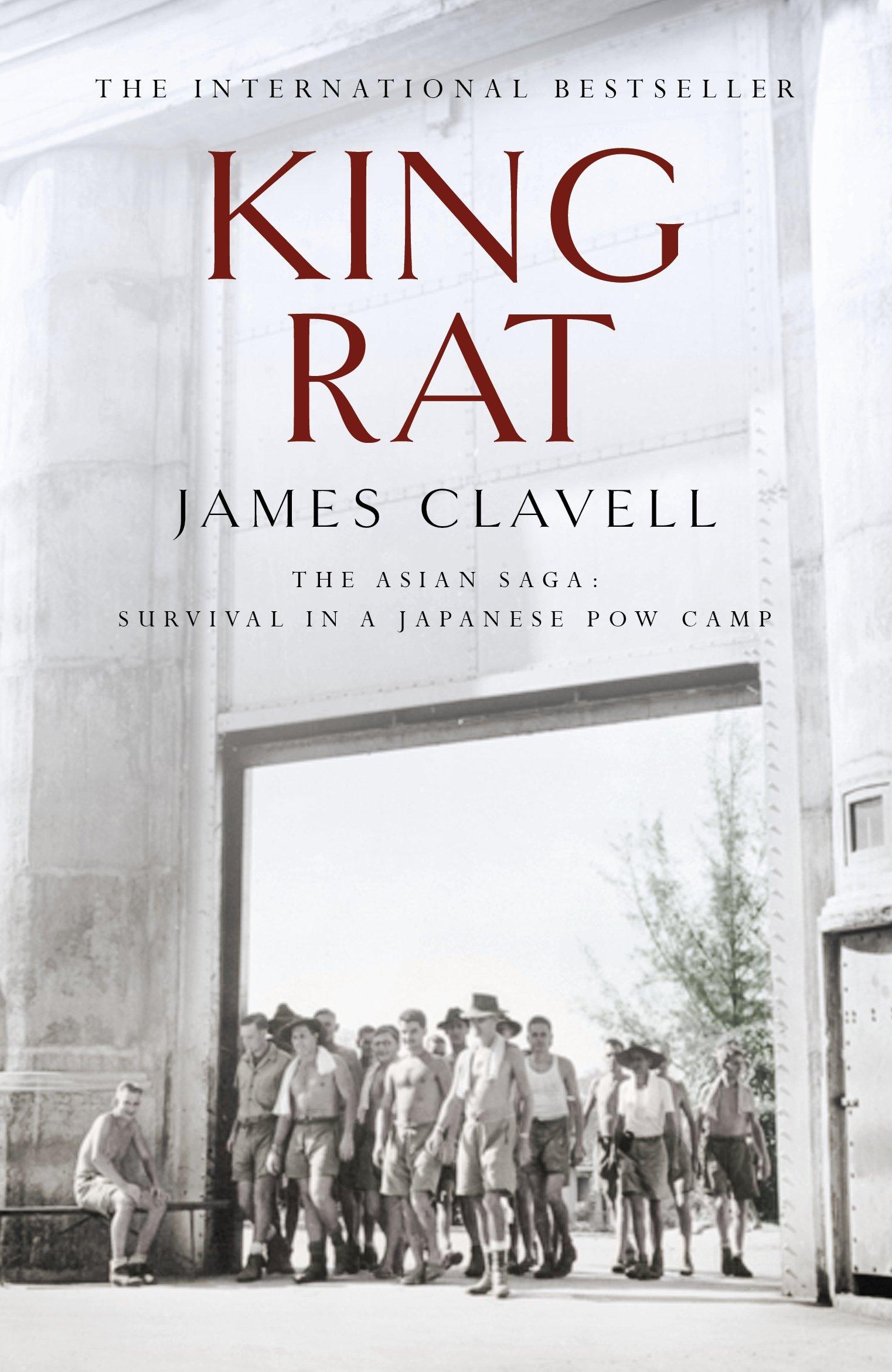King Rat The Fourth Novel Of The Asian Saga Amazon Co Uk James