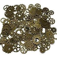 200 gramos surtidos de metal de bronce steampunk