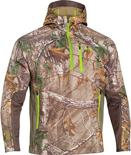 Under Armour Men/'s UA Storm Softershell Scent Control Camo Hunting Pants