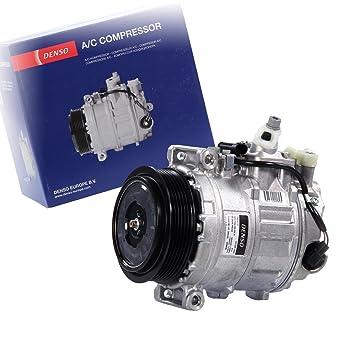 Denso DCP17026 - Compresor De Aire Acondicionado: DENSO: Amazon.es: Coche y moto