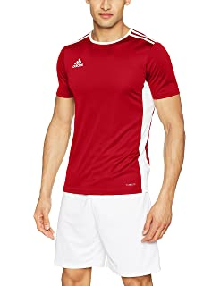 adidas Entrada 18 JSY Teamtrikot - Camiseta Niños: Amazon.es: Ropa ...