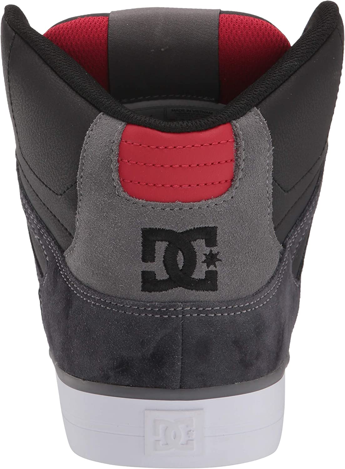 DC Men s Pure High-top Wc Se Skate Shoe
