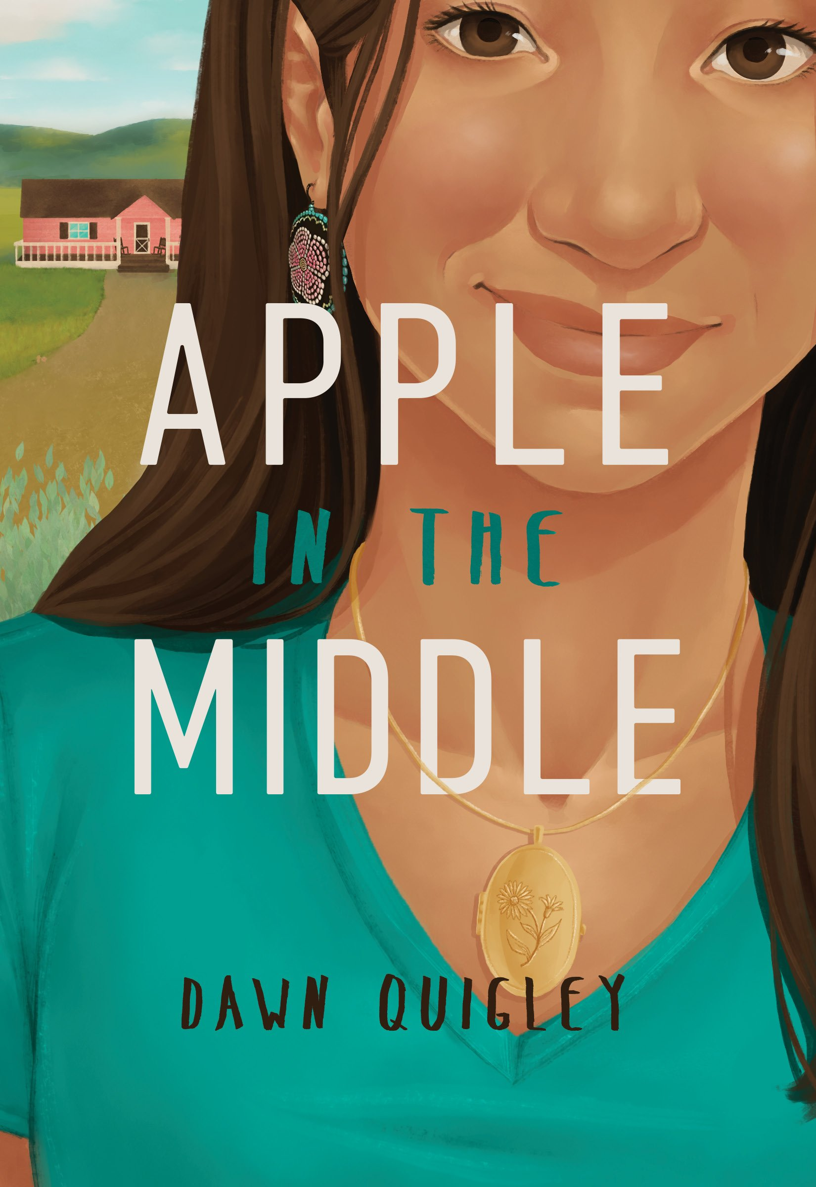 Image result for apple in the middle amazon