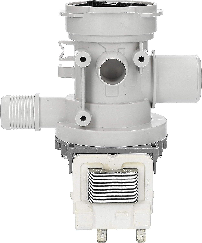 Wessper - Bomba de drenaje para lavadora Samsung P1053EW/XSE
