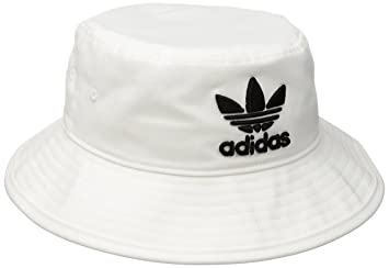 769505ee8c8 Image Unavailable. Image not available for. Colour  adidas Men s Originals  Trefoil Bucket Hat ...