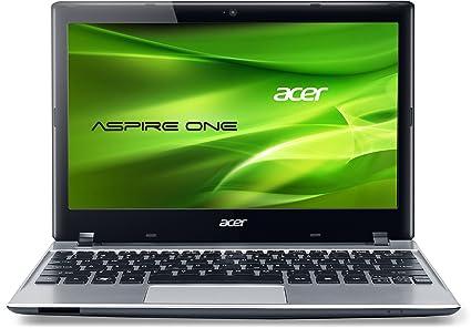 Acer Aspire One 756-987Bcss - Ordenador portátil (Netbook, Touchpad, Linux Linpus