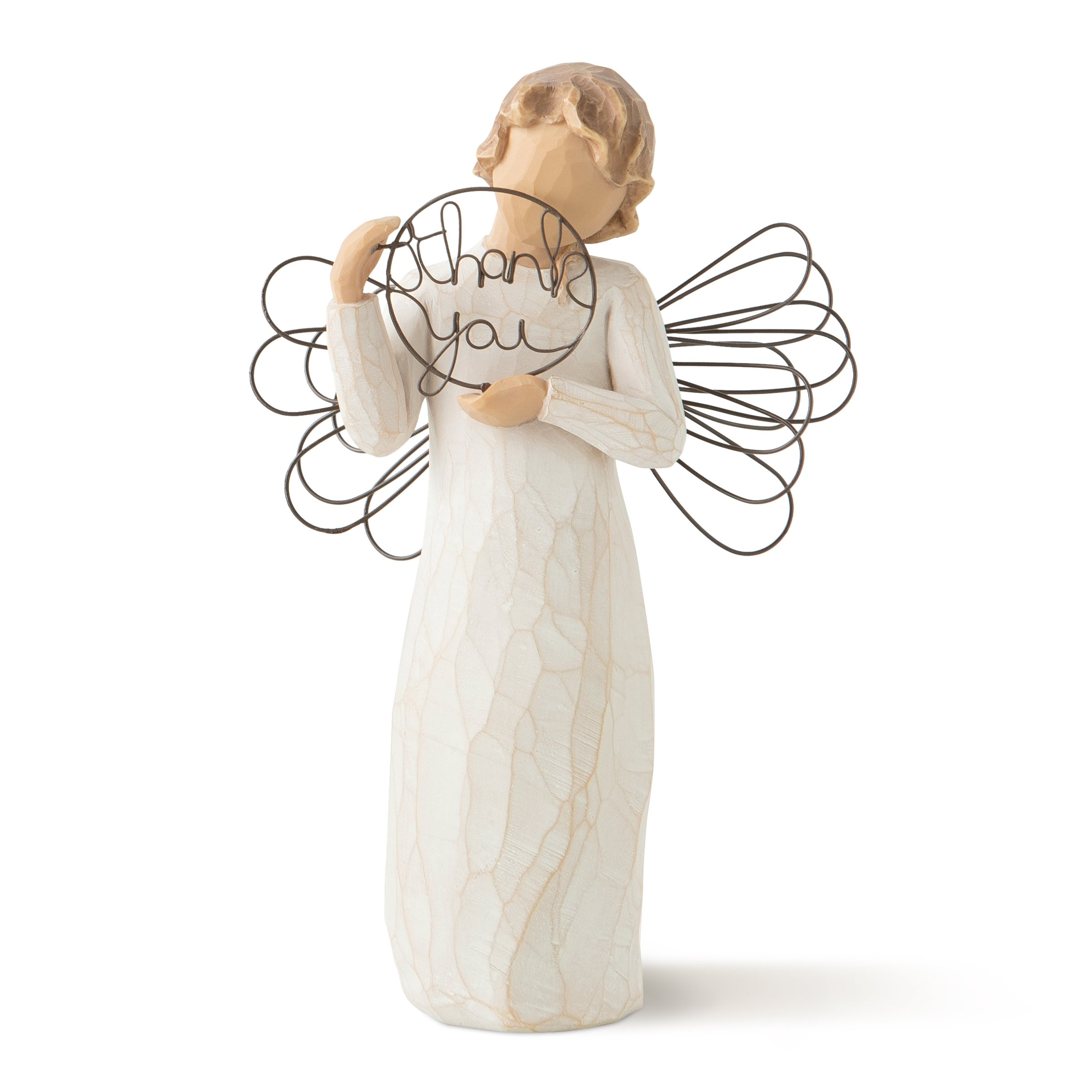 Willow Tree hand-painted sculpted angel,  Just for You by Willow Tree