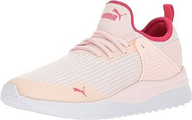PUMA Kids' Pacer Next Cage GK Sneaker