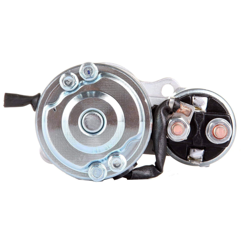 SCITOO Starters New Compatible for Hyundai Santa FE 2.7L 2001-2006 3.5L 2003-2006 Sonata 2.5L 1999-2001 2.7L 2002-2005 Tiburon 2.7L 2003-2008 Tucson 2.7L 2005-2008 XG300 3.0L 2001 17764N