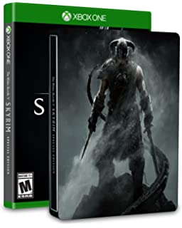 Amazon com: The Elder Scrolls V: Skyrim Special Edition