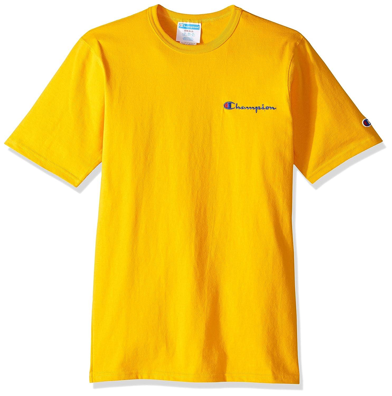 74b5579e1 Amazon.com: Champion LIFE Men's Heritage Tee: Clothing