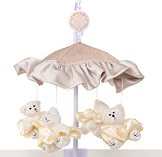 product image for Glenna Jean Angelica Musical Mobile, Pink